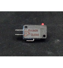 Microswitch Estandar para Boton 4.8mm o 6,3mm