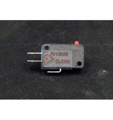 Microswitch Estandar para Boton 4.8mm o 6,3mm