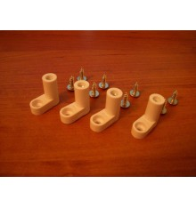 Set de 4 Soportes para Placas PCB