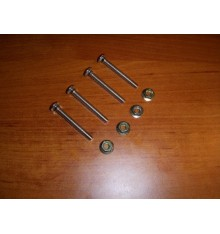 Set of 4 Screws 4x35mm