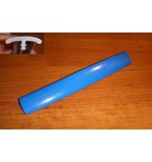T-molding de 19mm Azul