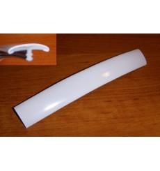 T-molding de 19mm Blanco