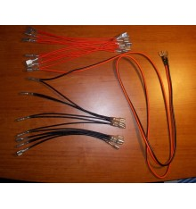 LED Button cabling